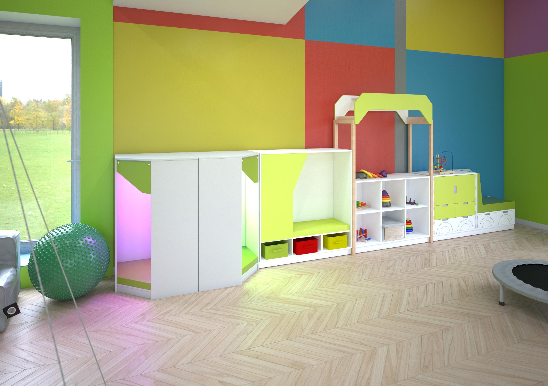 Sala relaksacyjna, specjalne potrzeby edukacyjne