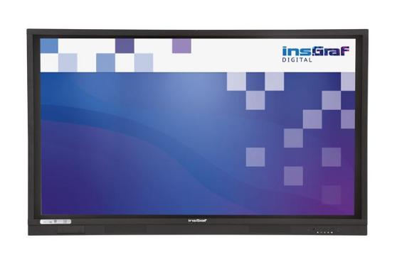 Monitor interaktywny insgraf digital do prowadzenia zdalnych lekcji
