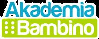 Logo strony dla nauczycieli i wychowawców akademia bambino
