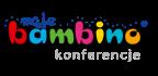 Logotyp strony www poświęconej konferencjom i wydarzeniom edukacyjnym