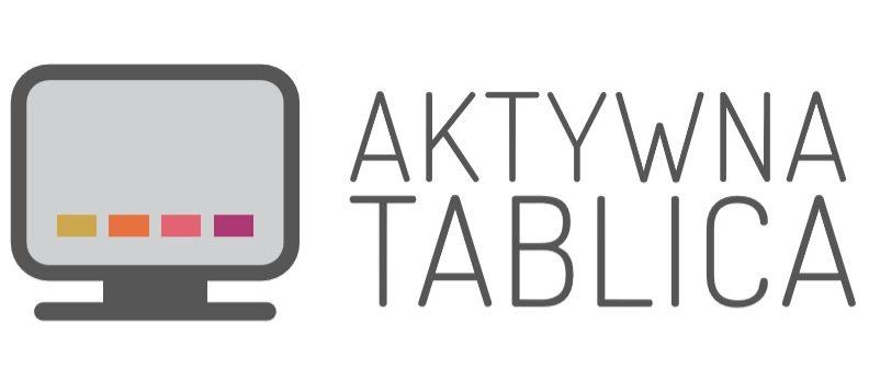 Logotyp strony aktywna tablica specjalne potrzeby edukacyjne